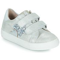 Παπούτσια Κορίτσι Χαμηλά Sneakers Acebo's 5471-PLATA-B Silver