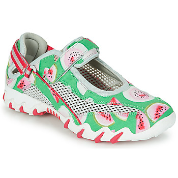 Παπούτσια Γυναίκα Σπορ σανδάλια Allrounder by Mephisto NIRO Green