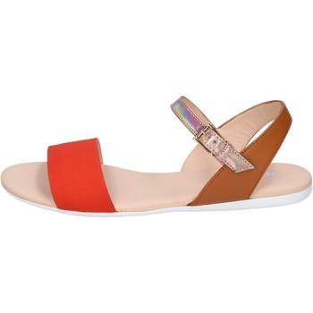 Παπούτσια Γυναίκα Σανδάλια / Πέδιλα Hogan BK659 Πορτοκάλι