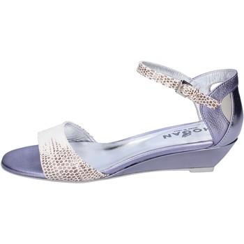 Παπούτσια Γυναίκα Σανδάλια / Πέδιλα Hogan Σανδάλια BK662 λευκό
