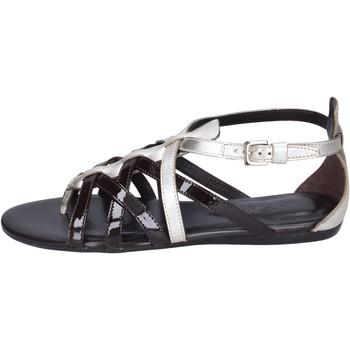 Παπούτσια Γυναίκα Σανδάλια / Πέδιλα Hogan Σανδάλια BK663 καφέ