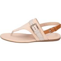 Παπούτσια Γυναίκα Σανδάλια / Πέδιλα Hogan BK664 Μπεζ