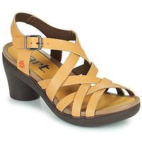 Παπούτσια Γυναίκα Σανδάλια / Πέδιλα Art ALFAMA Beige