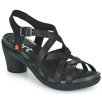 Παπούτσια Γυναίκα Σανδάλια / Πέδιλα Art ALFAMA Black