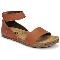 Παπούτσια Γυναίκα Σανδάλια / Πέδιλα Art CRETA Brown