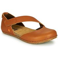 Παπούτσια Γυναίκα Μπαλαρίνες Art CRETA Brown