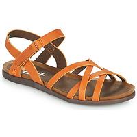 Παπούτσια Γυναίκα Σανδάλια / Πέδιλα Art LARISSA Brown