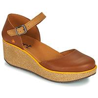 Παπούτσια Γυναίκα Τσόκαρα Art PARMA Brown