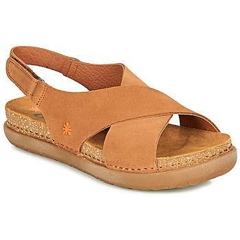 Παπούτσια Γυναίκα Σανδάλια / Πέδιλα Art RHODES Brown