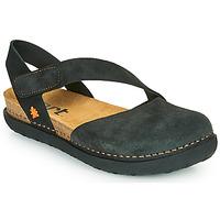Παπούτσια Γυναίκα Μπαλαρίνες Art RHODES Black