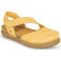 Παπούτσια Γυναίκα Μπαλαρίνες Art RHODES Yellow