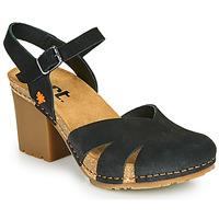 Παπούτσια Γυναίκα Σανδάλια / Πέδιλα Art SOHO Black
