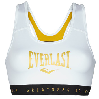 Υφασμάτινα Γυναίκα Αθλητικά μπουστάκια  Everlast EVL BRAND BR Άσπρο / Dore