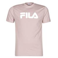 Υφασμάτινα T-shirt με κοντά μανίκια Fila PURE SHORT SLEEVE Violet
