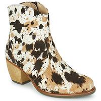 Παπούτσια Γυναίκα Μποτίνια Neosens MUNSON Multicolour