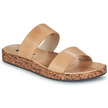 Παπούτσια Γυναίκα Τσόκαρα Neosens TARDANA Nude