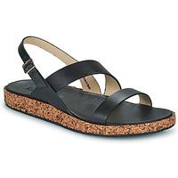 Παπούτσια Γυναίκα Σανδάλια / Πέδιλα Neosens TARDANA Black