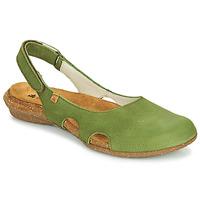 Παπούτσια Γυναίκα Σανδάλια / Πέδιλα El Naturalista WAKATAUA Green
