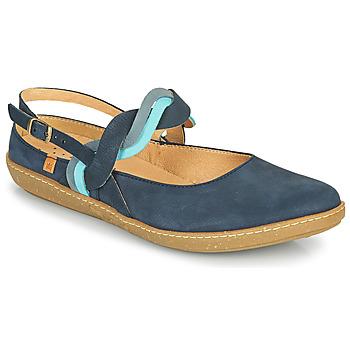 Παπούτσια Γυναίκα Μπαλαρίνες El Naturalista CORAL Marine