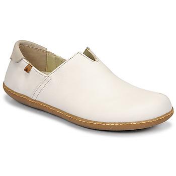 Παπούτσια Slip on El Naturalista EL VIAJERO Άσπρο