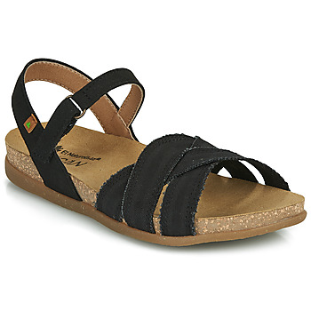Παπούτσια Γυναίκα Σανδάλια / Πέδιλα El Naturalista ZUMAIA Black