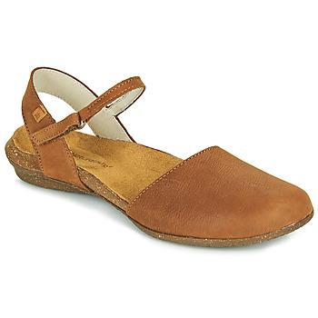 Παπούτσια Γυναίκα Σανδάλια / Πέδιλα El Naturalista WAKATAUA Brown