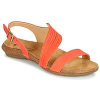 Παπούτσια Γυναίκα Σανδάλια / Πέδιλα El Naturalista WAKATAUA Orange