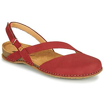 Παπούτσια Γυναίκα Σανδάλια / Πέδιλα El Naturalista PANGLAO Red