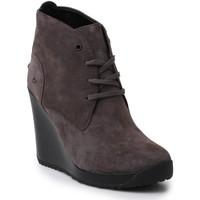 Παπούτσια Γυναίκα Μποτίνια Lacoste Jarriselle SRW DK 7-28SRW1140248 grey