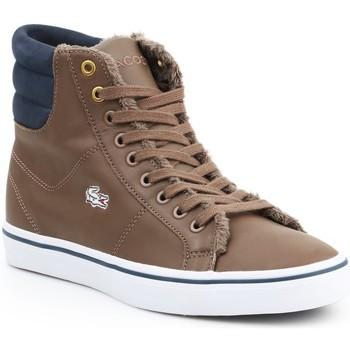 Παπούτσια Γυναίκα Ψηλά Sneakers Lacoste Marcel MID PWT DK 7-26SPW4118DK4 brown, navy