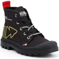 Παπούτσια Ψηλά Sneakers Palladium Pampa Dare Rew FWD 76862-008-M black