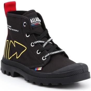 Ψηλά Sneakers Palladium Pampa Dare Rew FWD 76862-008-M