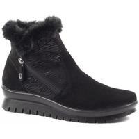 Παπούτσια Γυναίκα Snow boots Salamander Kia Booties Black