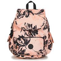 Τσάντες Γυναίκα Σακίδια πλάτης Kipling CITY PACK S Ροζ / Black