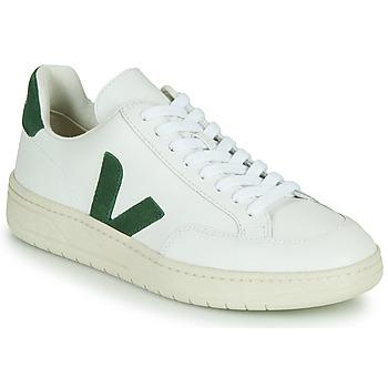 Παπούτσια Χαμηλά Sneakers Veja V-12 Άσπρο / Green