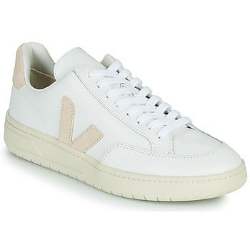 Xαμηλά Sneakers Veja V-12 ΣΤΕΛΕΧΟΣ: Δέρμα & ΕΠΕΝΔΥΣΗ: Συνθετικό και ύφασμα & ΕΣ. ΣΟΛΑ: Συνθετικό και ύφασμα & ΕΞ. ΣΟΛΑ: Καουτσούκ