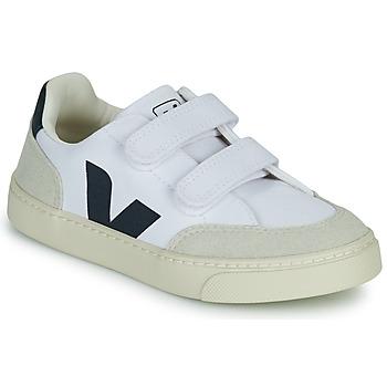 Xαμηλά Sneakers Veja SMALL V-12 VELCRO ΣΤΕΛΕΧΟΣ: Φυσικό ύφασμα & ΕΠΕΝΔΥΣΗ: Ύφασμα & ΕΣ. ΣΟΛΑ: Συνθετικό και ύφασμα & ΕΞ. ΣΟΛΑ: Καουτσούκ