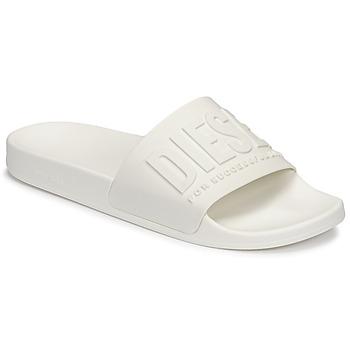 Παπούτσια Άνδρας σαγιονάρες Diesel CLAIROMNI Άσπρο