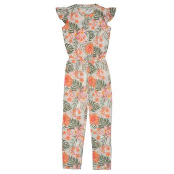 Υφασμάτινα Κορίτσι Ολόσωμες φόρμες / σαλοπέτες Name it NKFVINAYA JUMPSUIT Multicolour