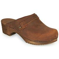 Παπούτσια Γυναίκα Σαμπό Sanita URSANA Brown
