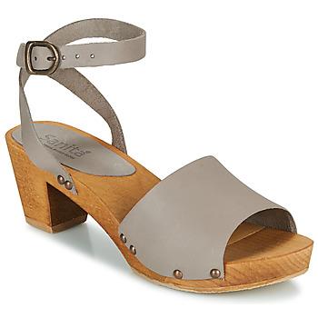 Παπούτσια Γυναίκα Σανδάλια / Πέδιλα Sanita YARA Grey