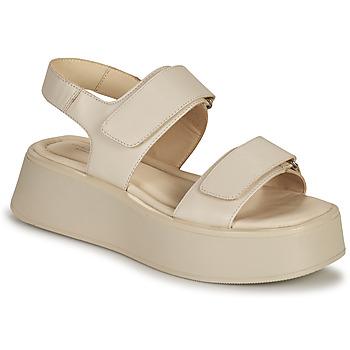 Παπούτσια Γυναίκα Σανδάλια / Πέδιλα Vagabond Shoemakers COURTNEY Beige