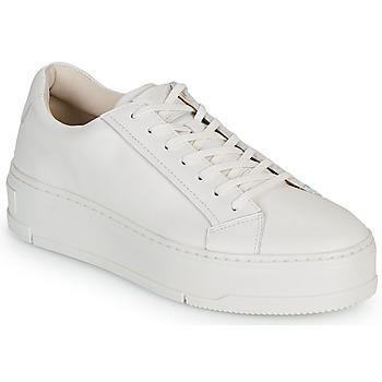 Παπούτσια Γυναίκα Χαμηλά Sneakers Vagabond Shoemakers JUDY Άσπρο