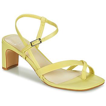 Παπούτσια Γυναίκα Σανδάλια / Πέδιλα Vagabond Shoemakers LUISA Yellow