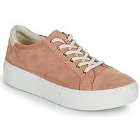 Παπούτσια Γυναίκα Χαμηλά Sneakers Vagabond Shoemakers ZOE PLATFORM Ροζ