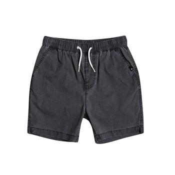 Υφασμάτινα Αγόρι Σόρτς / Βερμούδες Quiksilver TAXER WS Black