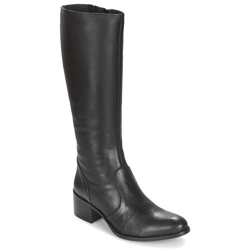 Παπούτσια Γυναίκα Μπότες για την πόλη Betty London IROIN Black