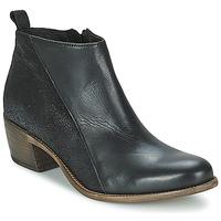 Παπούτσια Γυναίκα Μπότες Betty London INTRO Black