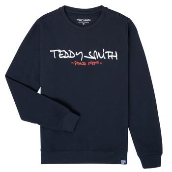 Υφασμάτινα Αγόρι Φούτερ Teddy Smith S-MICKE Marine