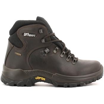 Παπούτσια Άνδρας Πεζοπορίας Grisport 10303 D69G καφέ